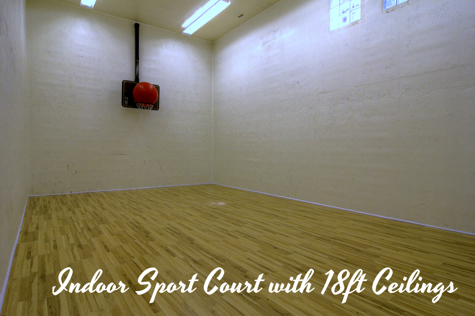 5 Brainard Way Indoor Sport Court