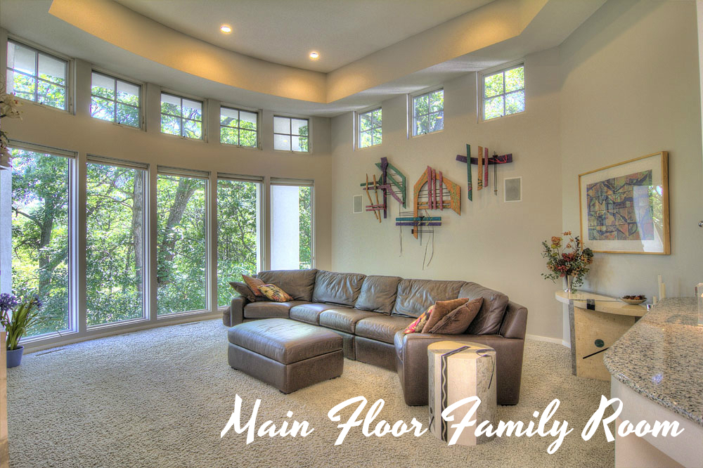5 Brainard Way Family Room