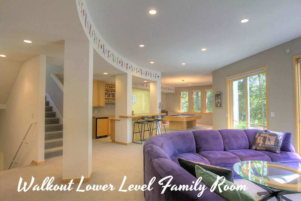 5 Brainard Way Lower Level family Room