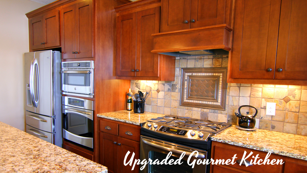 3072 Lowell Court Gourmet Kitchen